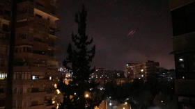 Several blasts heard near Syria's Damascus airport – state media