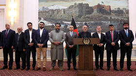 2 Western hostages in Afghanistan freed by Taliban in swap for top commanders – officials