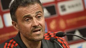 'Football without fans is sadder than dancing with your SISTER': Spain supremo Luis Enrique's quip sparks stampede of Neymar jokes