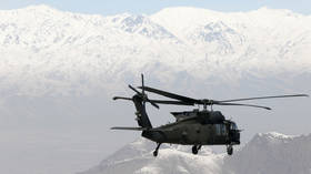 Helicopter crash kills 2 US troops in Afghanistan – military