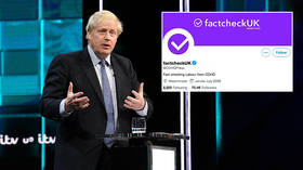 Twitter says Conservative Party misled the public by rebranding as 'factcheck account' during election debate