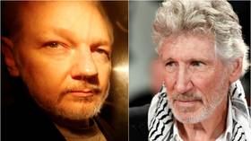 The law is thrown out of the window in Assange's case, Roger Waters tells RT (VIDEO)