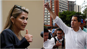 'Military mutiny key factor in Bolivia's coup & main reason Venezuela's Guaido can't oust Maduro'