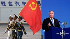 Mission update: NATO's new enemy is 'Chinese Communist Party,' Pompeo tells Alliance