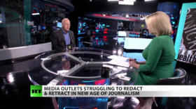 Chris Hedges on why MSM fakes news