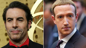 'Hitler could've posted ads on Facebook': Sacha Baron Cohen calls for Big Tech regulation in scathing speech
