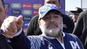 'We finally got the political unity of the club': Diego Maradona announces return as Gimnasia boss just 2 days after quitting