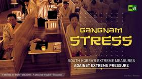 Gangnam stress