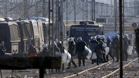 Greek PM to 'shut the door' to migrants not entitled to asylum