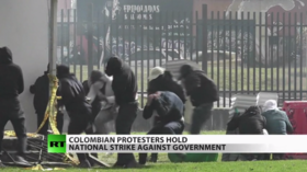 3 dead after Colombia's national strike