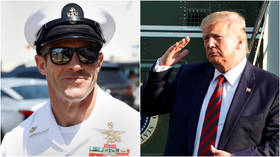 Trump & Navy trade blows as confusion, conflicting reports swirl around review to expel SEAL accused of war crimes