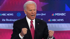 'OK boomer': Biden attempt to roast Trump on Twitter unites left and right in mockery