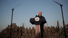 Pence tells Iraqi Kurdish leader Trump has their backs – weeks after hasty US retreat in Syria