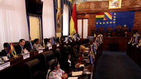 Bolivian Senate voids ousted president Evo Morales' election victory