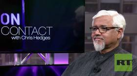 On Contact: In conflict with the natural world with Amitav Ghosh