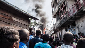 Small plane crashes into residential area near Goma airport, killing 24 (PHOTOS, VIDEOS)