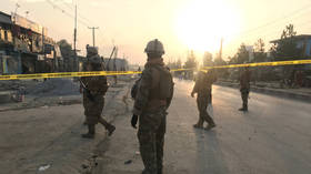 Kabul blast targets UN vehicle, at least one 'foreigner' killed