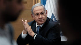 Surrounded? Netanyahu faces internal party dissent while arch-rival Gantz accuses him of inciting 'CIVIL WAR' in Israel