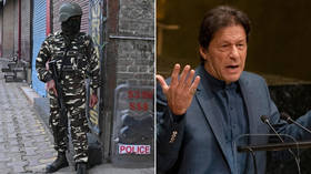 Indian police accidentally reveal they monitor tweets on Kashmir, and Imran Khan's absolutely on the list