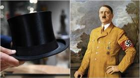 Businessman buys Hitler hat & cigar box, wants them out of 'wrong hands'… so he gives them to Israeli group