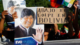 Manufacturing consent: How NY Times spins Bolivian coup against 'coca-farming strongman' Morales