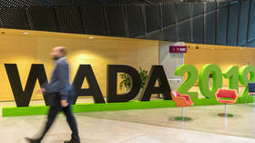 Russia faces 4-year ban from major international sports events after WADA 'recommends' strong sanctions
