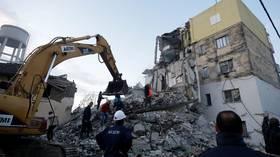 6.4-magnitude earthquake hits Albania, killing 13 and injuring over 130 (PHOTOS, VIDEO)