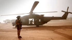 13 French soldiers killed as 2 helicopters collide during Mali anti-terror raid