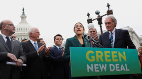 Make the world pay for it? 'Green New Deal' sponsor wants to sanction everyone for climate change 'crimes'