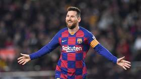 Messi marks 700th game for Barcelona with YET ANOTHER SCORING RECORD as Catalans beat Dortmund