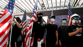 Beijing says US interference in Hong Kong unites Chinese people against Washington's 'sinister intentions & hegemonic nature'