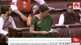WATCH: Indian politicians try, and fail, to stay awake during parliamentary debate on economy