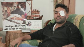 'I felt like I was about to die': Palestinian journalist blinded by 'Israeli sniper fire' talks to RT