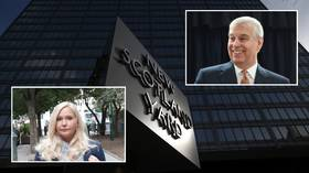 No jurisdiction? Scotland Yard forced to explain why it dropped sex trafficking probe into Epstein & Prince Andrew