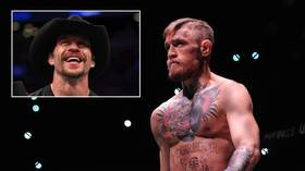 Return of the Mac: Conor McGregor to face Donald 'Cowboy' Cerrone in January UFC comeback