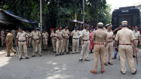 Indian police arrest 4 suspects following chilling rape & murder of vet in Hyderabad