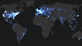 How big data put smaller towns on the global culture map