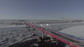 Russia launches railway cargo traffic across Crimean Bridge (PHOTOS, VIDEO)