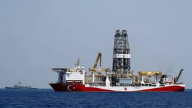 Cyprus decries maritime border deal between Turkey & Libya's govt