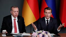 Macron should have his own 'brain death' checked before attacking NATO allies, Erdogan says