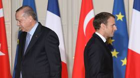 France to summon Turkish envoy after Erdogan hinted at Macron's 'brain death' – Elysee Palace