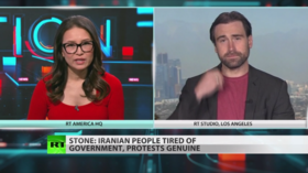 Iranians resilient despite sanctions – Sean Stone