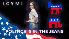 #ICYMI: Republican or Democrat?  It's all in the jeans apparently