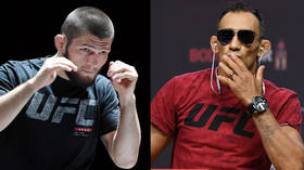 'I decide who I fight': Khabib slaps down Dana White over claims McGregor will earn rematch if he wins on UFC comeback (VIDEO)