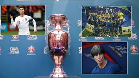 EURO 2020: France, Germany and Portugal drawn together in 'group of death'