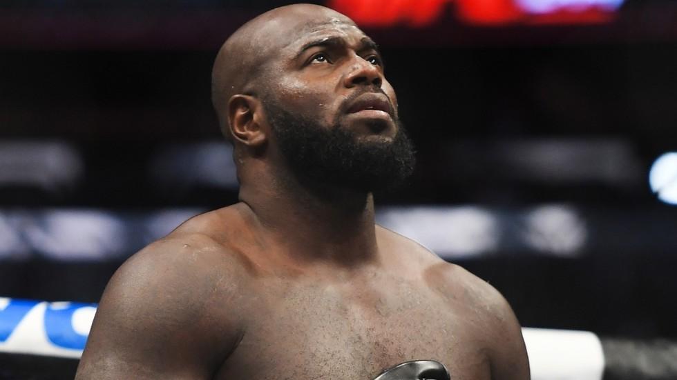 UFC DC: Watch Jairzinho Rozenstruik's stunning knockout power ahead of Washington DC main event