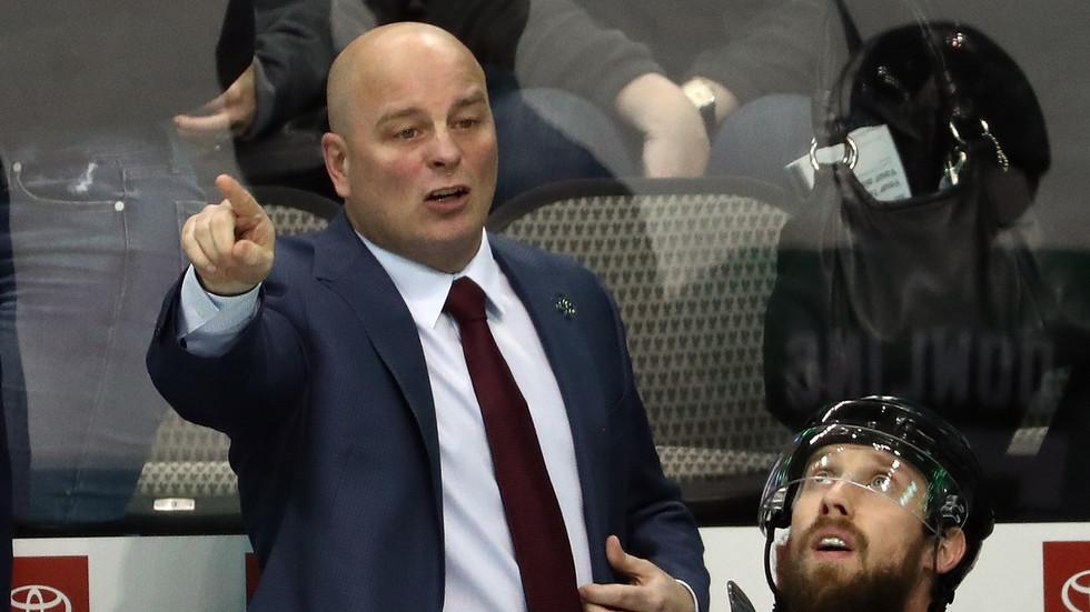NHL's Dallas Stars fire head coach Jim Montgomery under mysterious circumstances