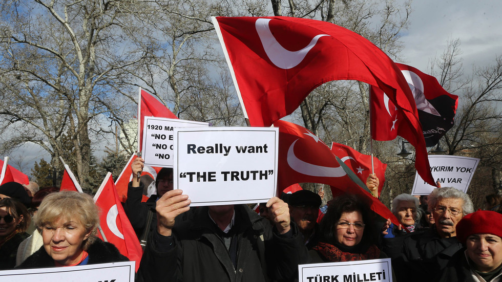 Not getting any better: Ankara summons US ambassador over Senate's Armenian genocide resolution, passed despite Trump opposition