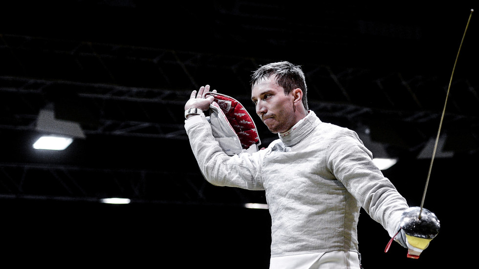 'Taking the flag away from clean athletes is not right': World champ fencer Yakimenko on WADA ban