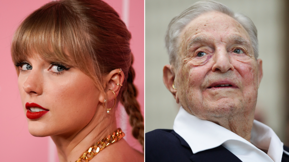 Taylor Swift calls out GEORGE SOROS for investing into her music 'without consent' — RT USA News